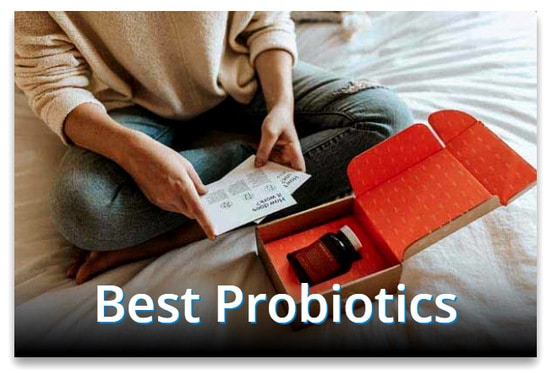 List of Best Probiotics in the UK