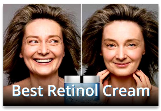 List of Best Retinol Cream in the UK